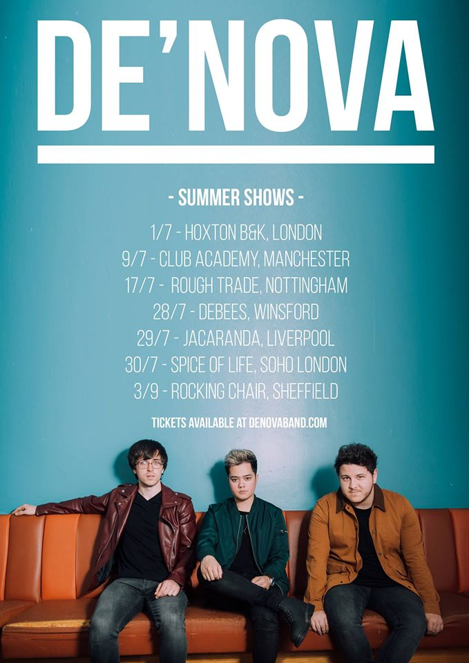 DENOVA SUMMER SHOWS